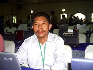Foto Pelatihan ICT 2007 di Bogor